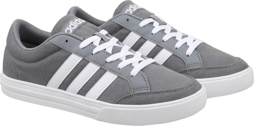 wholesale dealer e1b3e 88885 ADIDAS NEO VS SET Sneakers For Men (Grey)