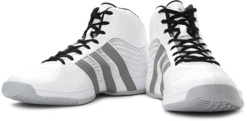 03dcc322167 ADIDAS Commander Td 4 Basketball Shoes For Men - Buy White Color ...