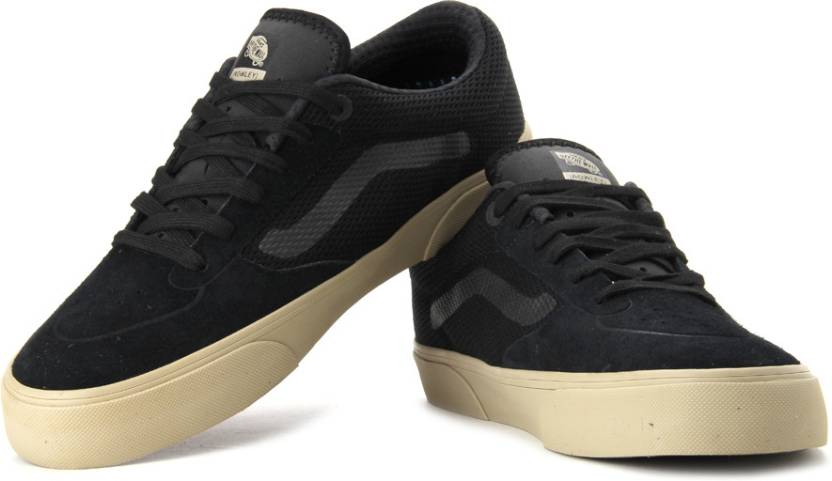 7f6f046cf33 Vans Pro-Skate-Rowley Pro Lite Canvas Sneakers For Men - Buy Black ...