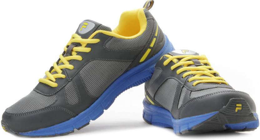 fila miles running shoes