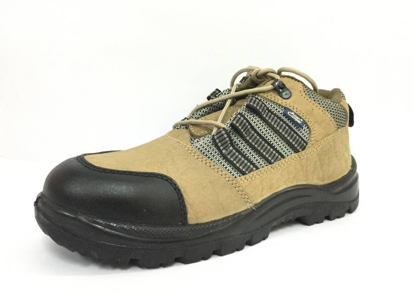 8cfb66aa49b Allen Cooper AC-9005 Safety Shoe, Sporty Look, ISI Marked Casuals Shoes For  Men