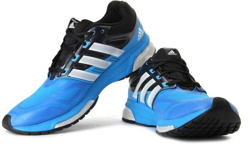 af288f358f8f27 ADIDAS Response Boost Techfit M Running Shoes For Men - Buy Blue ...