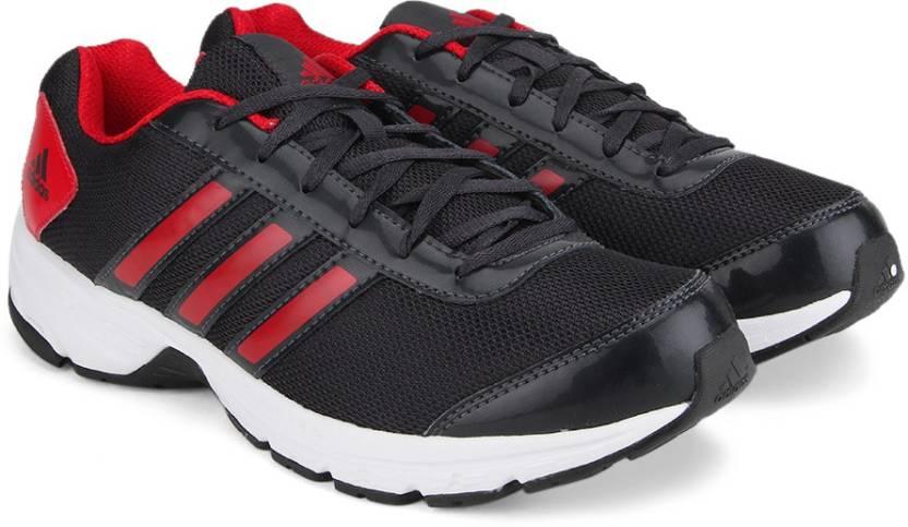 adidas adisonic m uomini scarpe da corsa per gli uomini comprano ntgrey / scarle / b)