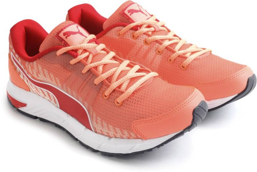 5b4331b8fdf Puma Sequence v2 Wn s DP Running Shoes For Women - Buy fluo peach ...