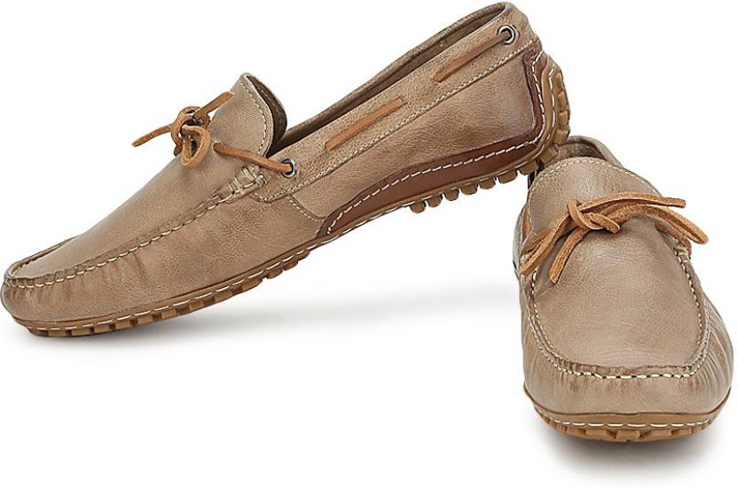dd8a829b6afd Ruosh Loafers For Men - Buy Beige Color Ruosh Loafers For Men Online ...