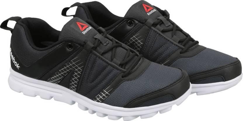 21d7c9d3c REEBOK RUN CRUISER Running Shoes For Men - Buy BLK GRAVEL MET SIL ...