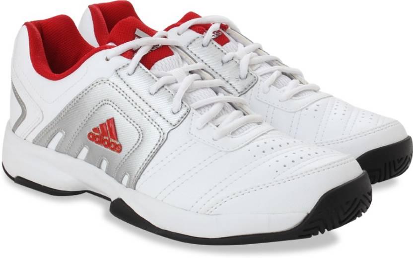 Adidas Baseliner Scarpe Da Tennis Per Gli Uomini / Comprano Bianco / Scarle / Uomini Presil cb5fe9