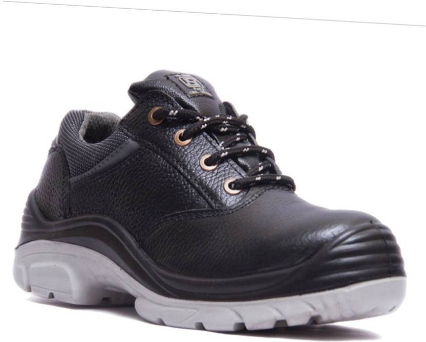 ad143a0ce541b0 Hillson NUCLEUS Safety Shoe Running Shoes For Men - Buy Black Color ...