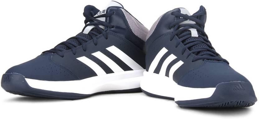 cheaper 8e363 fe979 ADIDAS Isolation 2 Basketball Shoes For Men