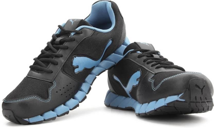 032d9caabd30c5 Puma Kevler 2 DP Men Running Shoes For Men - Buy Black