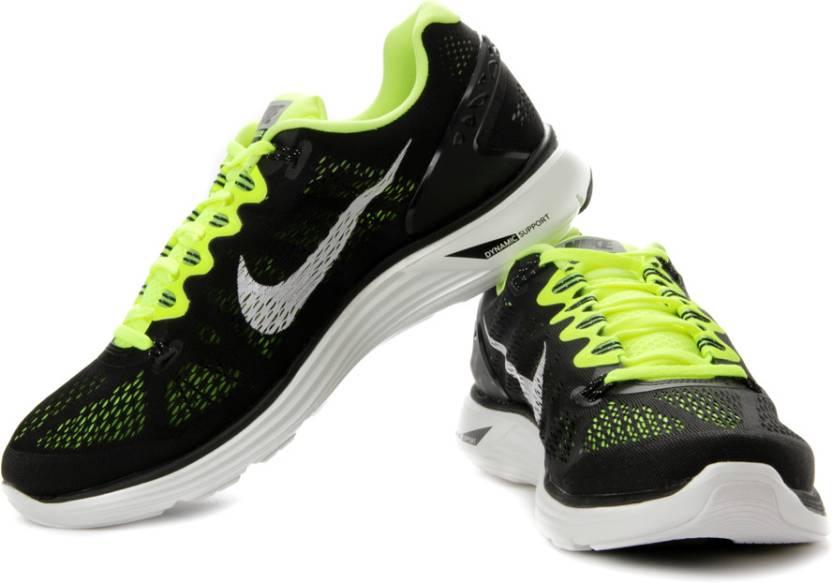 Nike Lunarglide Running Zapatos Para Hombres Negro Comprar Negro Hombres Parrot Color Nike 713942