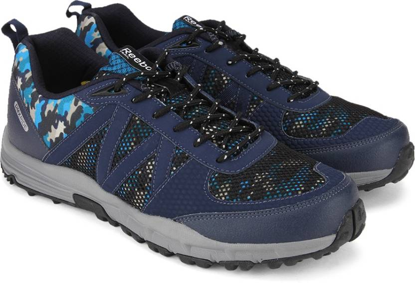 70392e3a922c5 REEBOK CAMO TREK Walking Shoes For Men - Buy NAVY/BLUE/BLUE/BLK ...