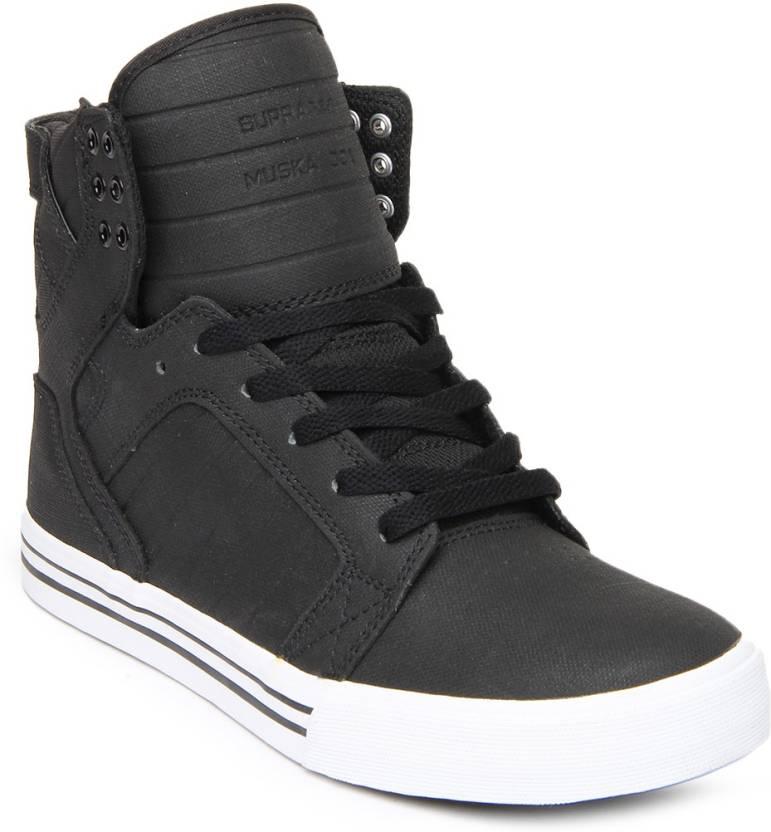 01617638c5 Supra Skytop Casual Shoes For Men - Buy Blk Color Supra Skytop ...