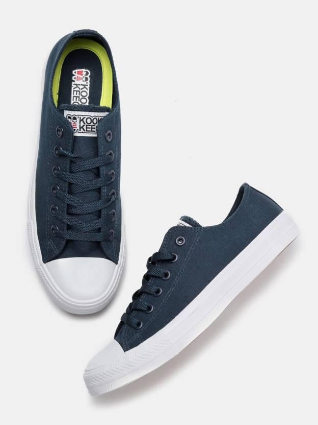 4efda9ace62 Kook N Keech Sneakers For Men - Buy Navy Color Kook N Keech Sneakers ...