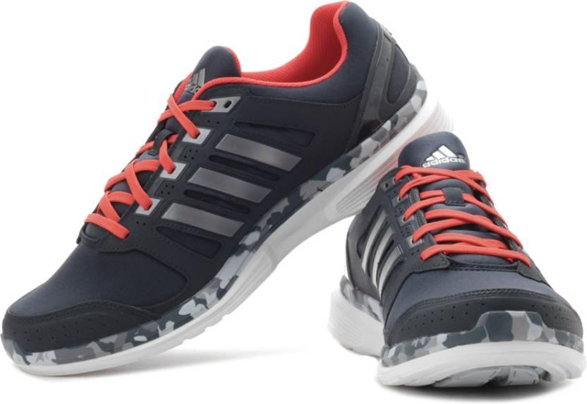 fábrica Instituto Aprobación  Adidas Epic Elite M Running Shoes For Men - Buy Black Color Adidas ...