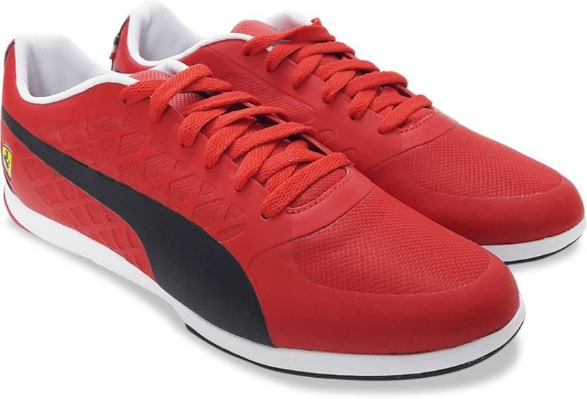 1fcc3c4b22ce Puma Ferrari Valorosso SF Sneakers For Men - Buy rosso corsa-black ...