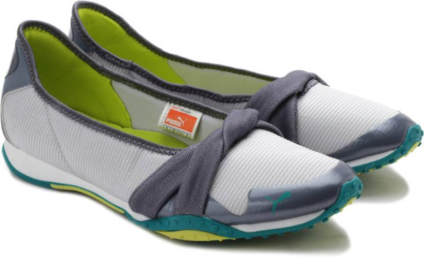 Puma Asha Ballet Shine Running Shoes For Women - Buy 02 4a3bce7cdfb3