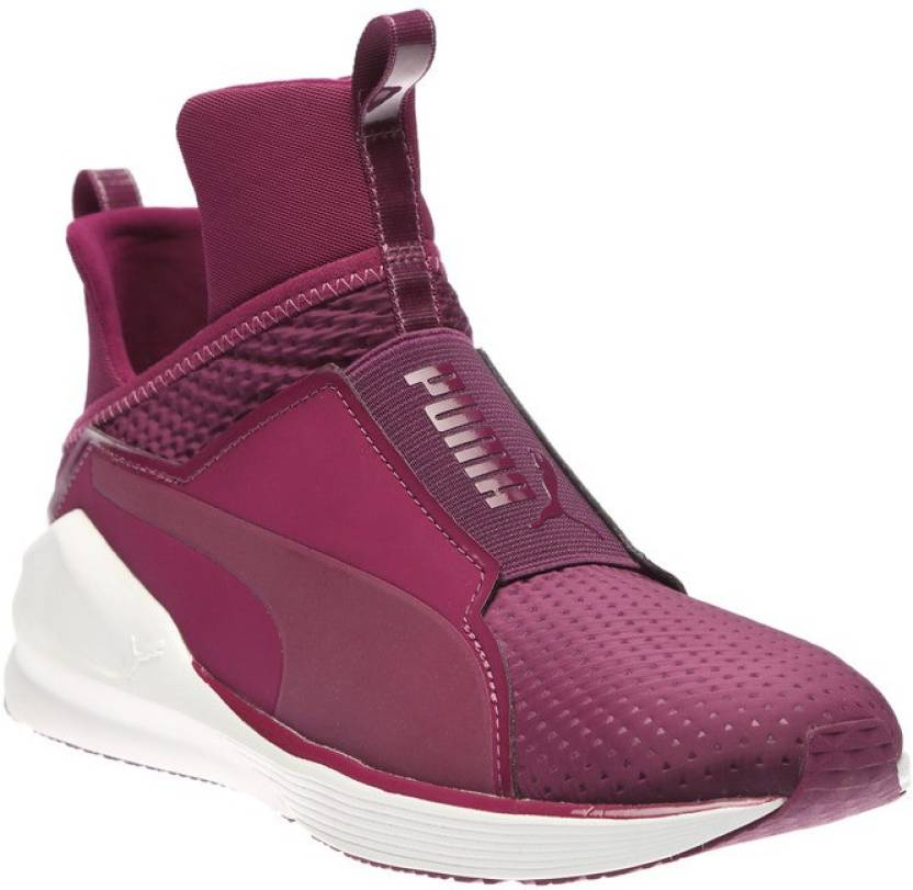 Puma Fierce Quilted H2T Training   Gym Shoes For Women - Buy Magenta ... b70f46aa0