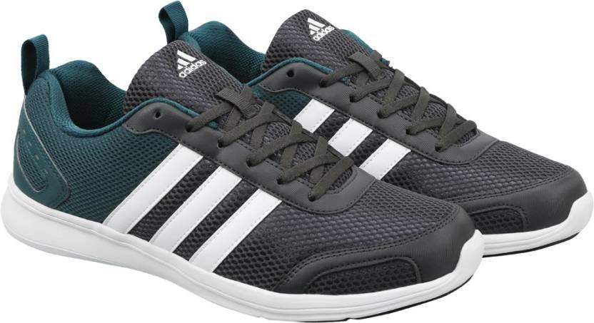 Adidas astrolite m per gli uomini comprano scarpe da corsa dkgrey / mysgrn / bianco