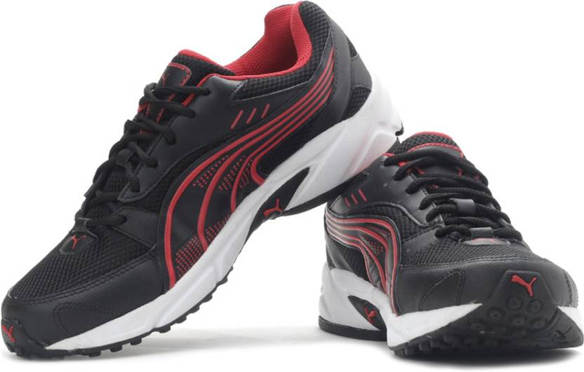 24cf80cc15791a Puma Atom DP Running Shoes For Men - Buy Black