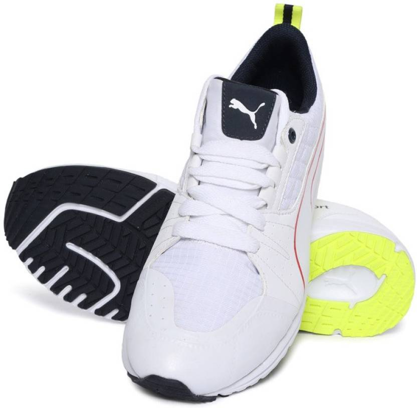 78ae0131c33 Puma Bmw Ms Pitlane Riding Shoes For Men - Buy White Color Puma Bmw ...