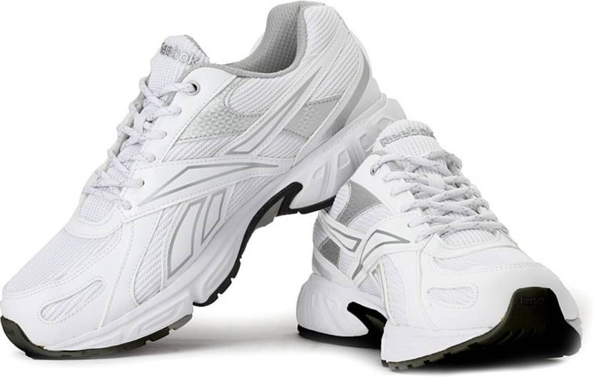 reputable site 87dab 1d28f REEBOK ACCIOMAX IV LP Running Shoes For Men (White)