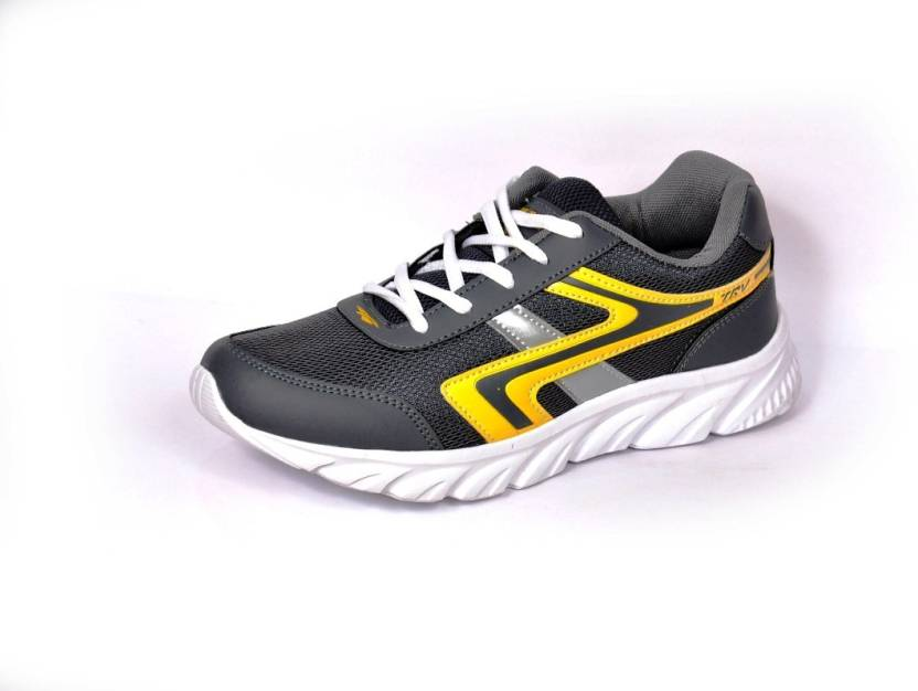 1973abaa5342 TRV 88 Running shoes For Men - Buy Yellow Color TRV 88 Running shoes ...