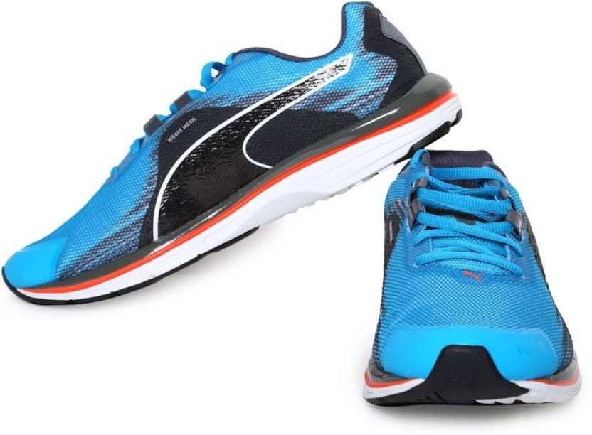 a342af075da9 Puma Faas 500 v4 Weave Running Shoes For Men - Buy Atomic Blue ...