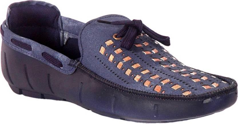 a9097cb9 Rasta Tod's Loafers For Men - Buy Blue Color Rasta Tod's Loafers For ...