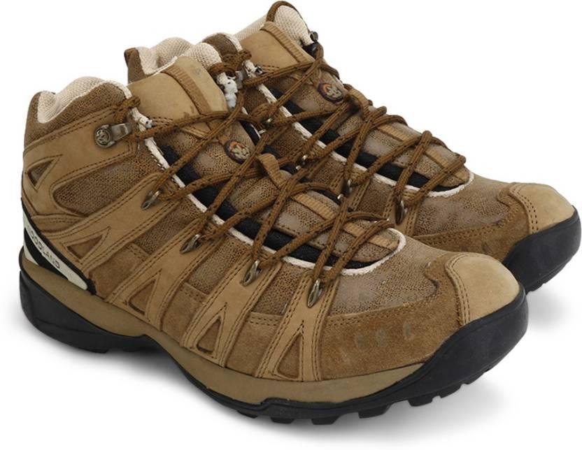 Woodland Men Boots - Buy CAMEL Color Woodland Men Boots ...
