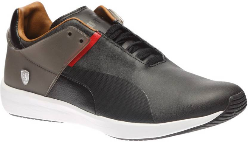 6272d3e584e5 Puma Ferrari F116 SF Motorsport Shoes For Men - Buy Puma Black-Puma ...