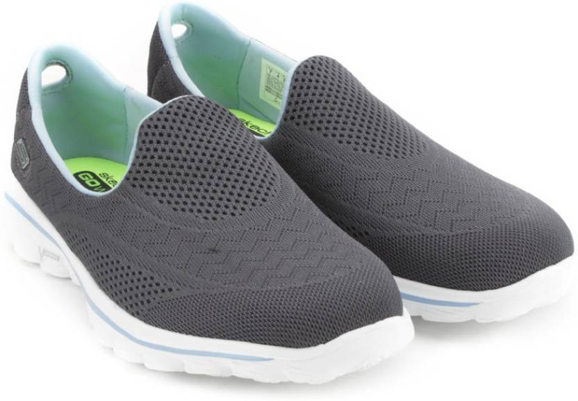 Skechers Go Walk 2 Black Loafers for girls in India Buy at