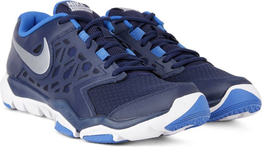 8425df6af54a Nike FLEX SUPREME TR 4 Training Shoes For Men - Buy MIDNIGHT NAVY ...