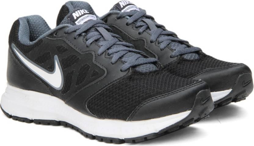 32fcf443e0aaf Nike DOWNSHIFTER 6 MSL Running Shoes For Men - Buy BLACK WHITE-DK ...