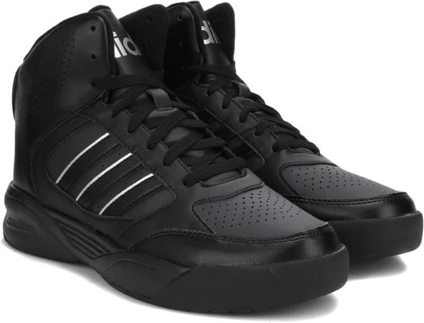 2cca41d19769f ADIDAS NEO CLOUDFOAM NIGHTBALL MID Sneakers For Men - Buy CBLACK ...