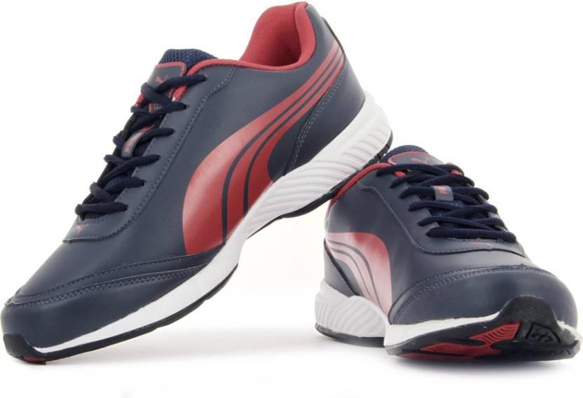09b9c293f002 Puma Roadstar XT DP Running Shoes For Men - Buy Dark Denim Color ...
