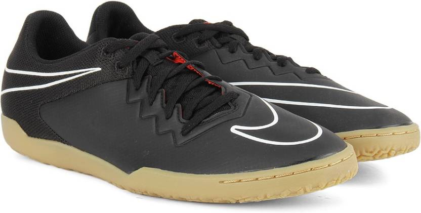 a52d54db6b8 Nike HYPERVENOMX PRO IC Football Shoes For Men - Buy BLACK WHITE ...