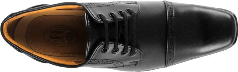 Action Synergy PUG4265 Lace Up Shoes For Men(Black)