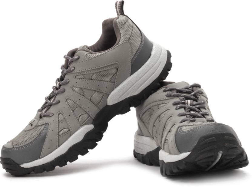 Spinn Mc Lucky Outdoors Shoes For Men - Buy Grey Color Spinn Mc ...