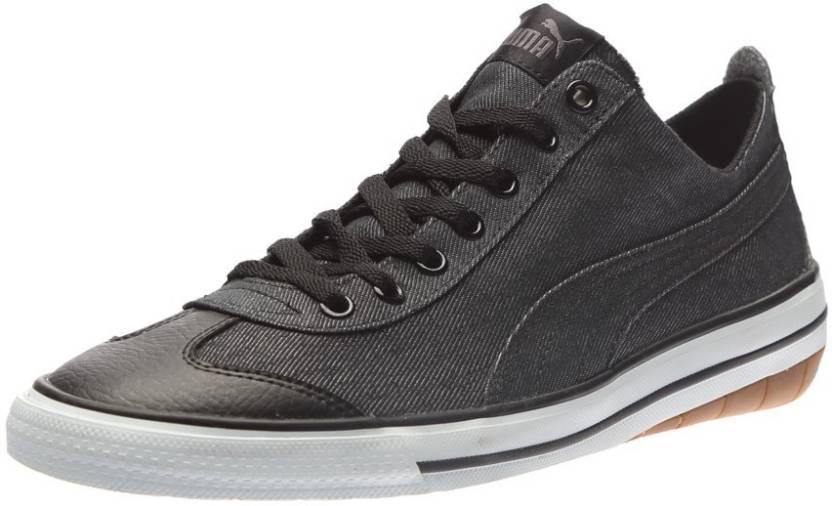 Puma 917 FUN Denim IDP Running Shoes For Men Buy Black