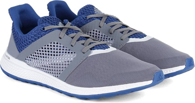 the best attitude 4a06f 02dca ADIDAS ENERGY BOUNCE 2 M Men Running Shoes For Men (Grey, White, Blue)