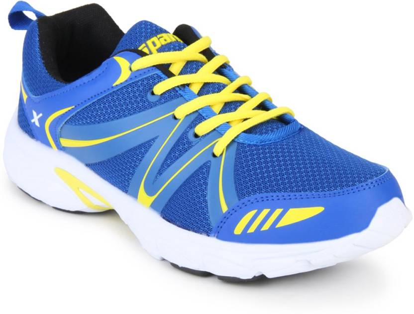 b4e801aae7515 Sparx Running Shoes For Men - Buy Royal Blue Color Sparx Running ...