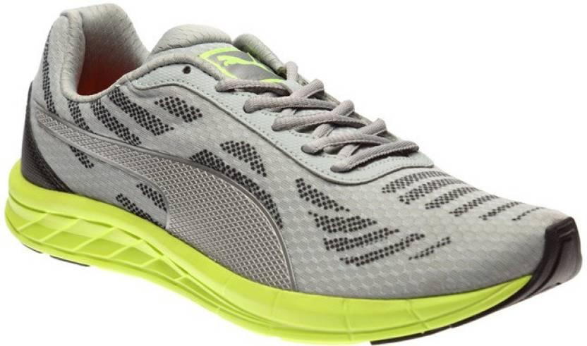 Puma Meteor Walking Shoes For Men - Buy Quarry-Puma Silver-Safety ... 4db1185ec
