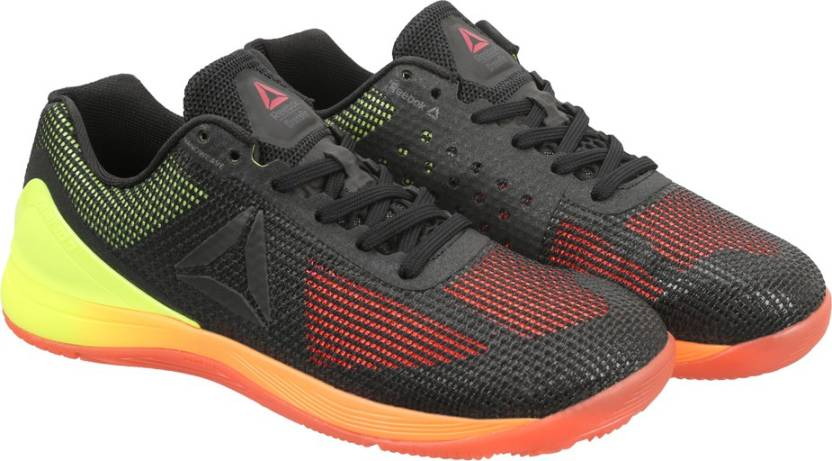 new concept ece3c f736a REEBOK R CROSSFIT NANO 7.0 Training   Gym Shoes For Men (Multicolor)