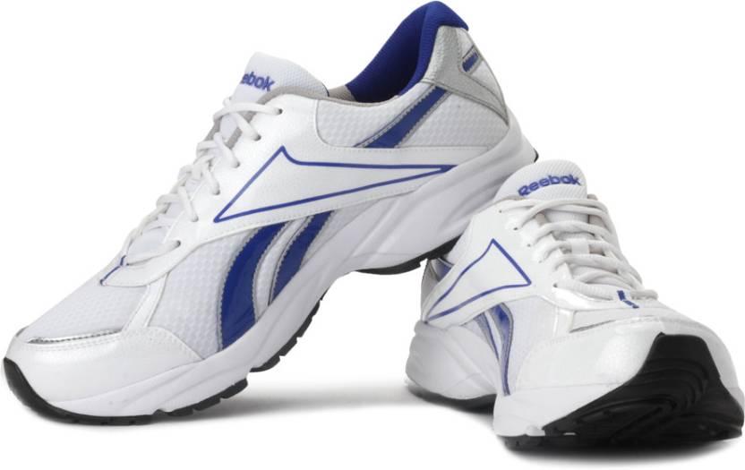 8f7a984e02f REEBOK Luxor LP Running Shoes For Men - Buy White