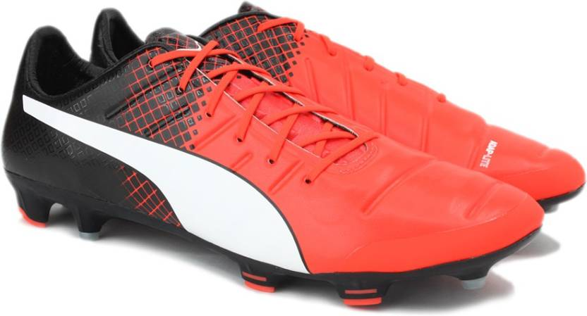 679d787279a Puma evoPOWER 1.3 FG Football Shoes For Men - Buy Red Blast-Puma ...