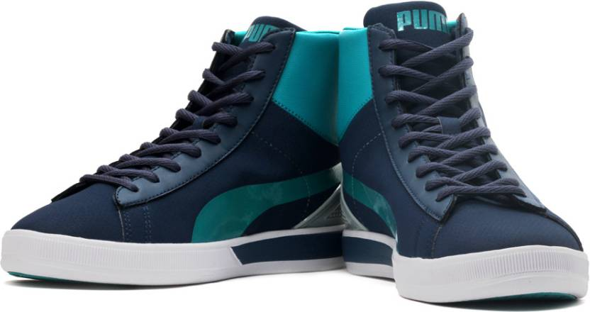 low priced 48754 0641f Puma Future Suede Mid Lite Perf Sneakers For Men