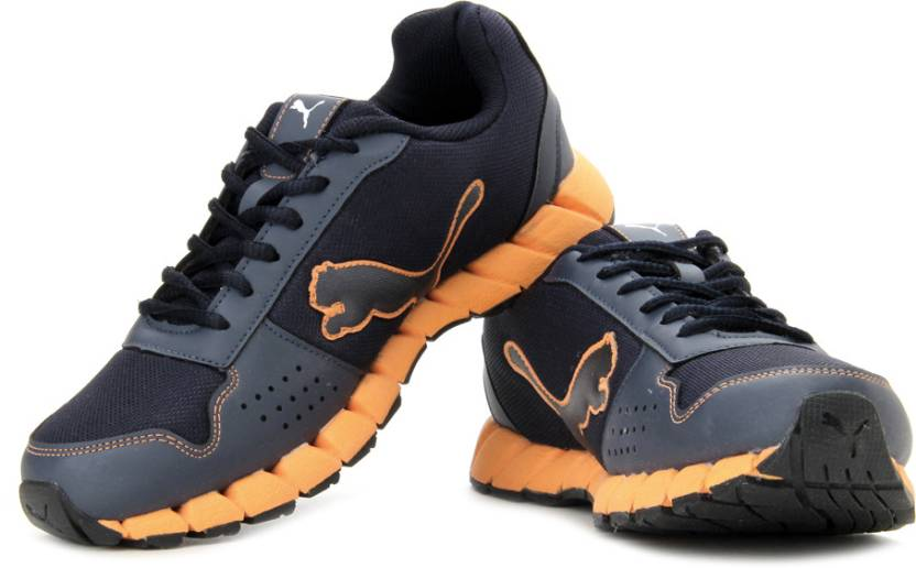 Puma Kevler Ind. Running Shoes For Men - Buy New Navy 8b21ea68b