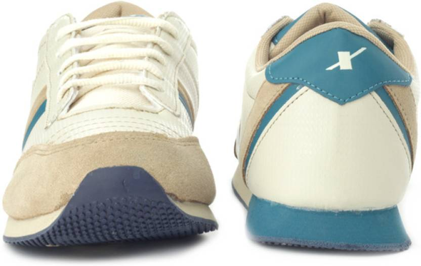 Sparx SM-139 Running Shoes For Men(Beige, Blue)