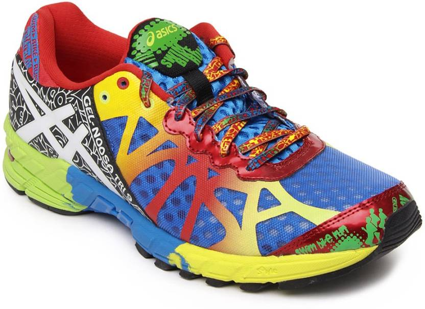 super popular eff1f ce672 Asics Gel Noosa Tri 9 Men Running Shoes For Men - Buy White ...